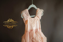 $40 Dollcake Pink Best Wishes Frock Size 2